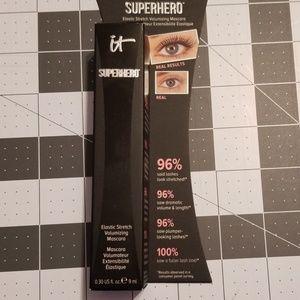 It superhero mascara